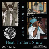 listen and download to radioinactive from the shapeshifters and icon the mic king interviews on the beat trotterz show on mixlawax hip hop radio
